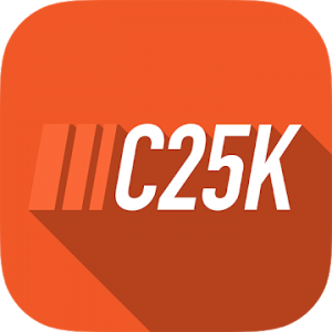 C25K Fitness Software Apps