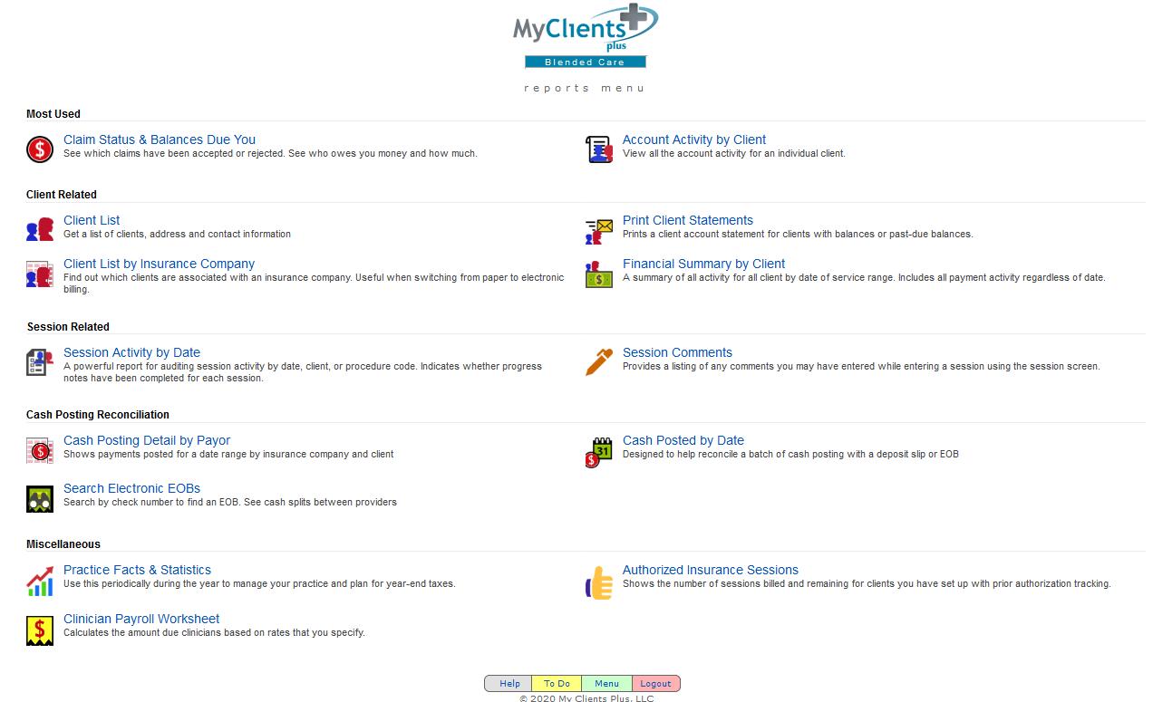 MyClientsPlus Review Reports